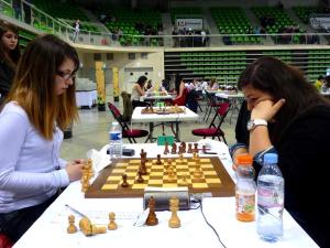 Andreea bat la n°2 du tournoi, Elise Bellaiche