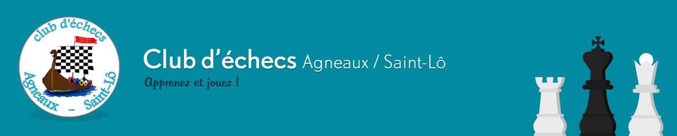 Club Echecs Agneaux / Saint-lô